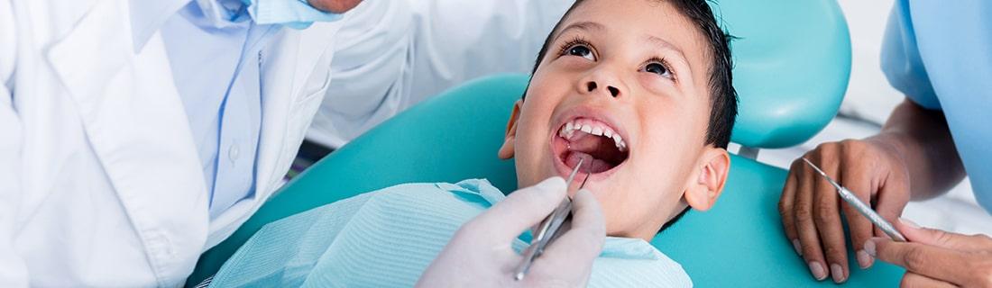 problemas dentales niños | Integramedica