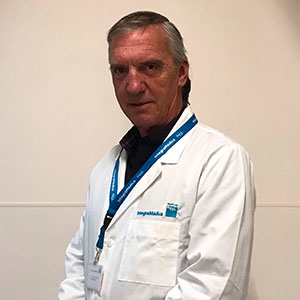Jefe de Otorrinolaringología